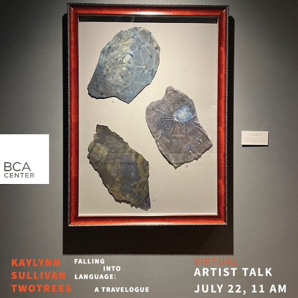 Artist Talk July 22, 2021